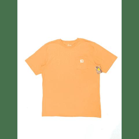 Polera CARHARTT calabaza XL TALL
