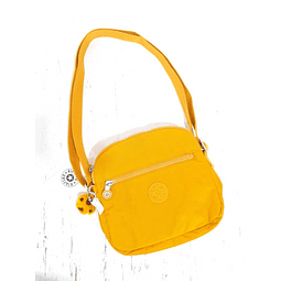 Cartera Crossbody KIPLING KEEFE WARM YELLOW