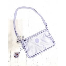 CARTERA CROSSBODY KIPLING MIKAELA LICAL METALLIC