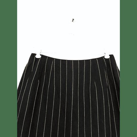 Falda vintage STRIPES talla 40-42