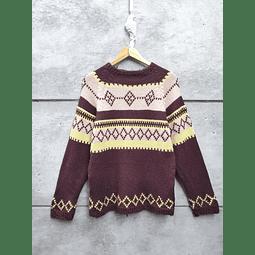 Sweater vintage MOCCA