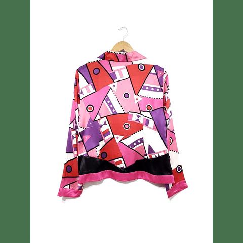 Blusa vintage de seda ALLISON