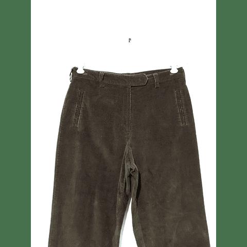 Pants cotelé DRESSBARN talla 38