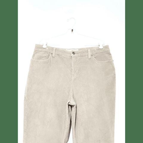 Pants cotelé SONOMA talla 46