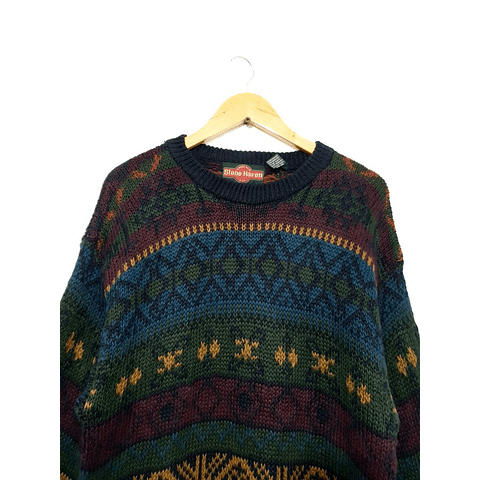 Sweater vintage STONE HAVEN