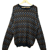 Sweater vintage LIBRARY