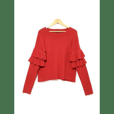 Sweater rojo LOVE TREE