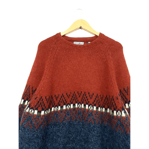 Sweater vintage STRUCTURE