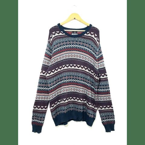 Sweater vintage AMERICAN RAG