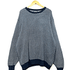 Sweater vintage LANDS END azul marino