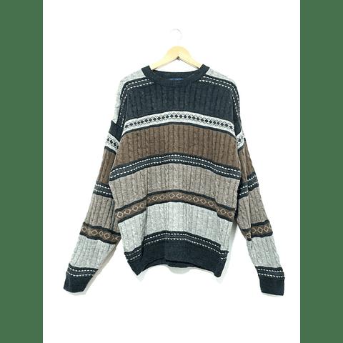 Sweater vintage CAMBRIDGE
