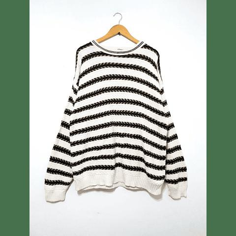 Sweater vintage KNITS BRIDGE