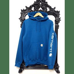 Poleron NUEVO CARHARTT azul talla S ORIGINAL