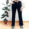 Pants cotele negro BUTTERFLY talla 36