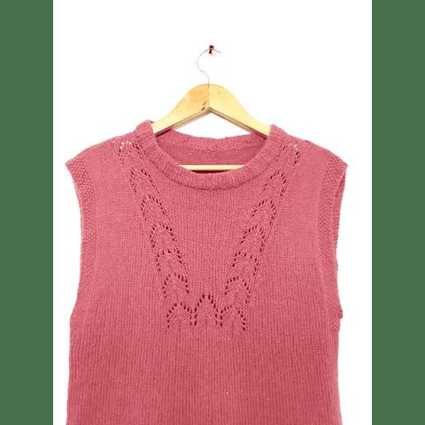 Sweater VEST vintage PALO ROSA