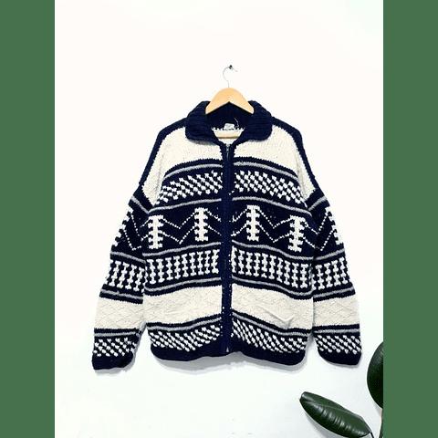 Sweater vintage HANDICRAFT VEGAS