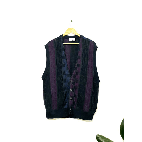Sweater VEST vintage CARO COLUCCI