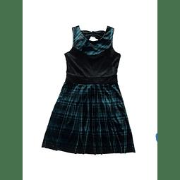 Vestido vintage velvet SIMONDONA talla XS
