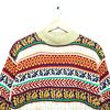 Sweater vintage GREEN de lana