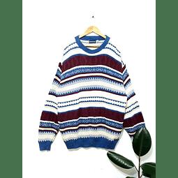 Sweater vintage JOHN HENRY