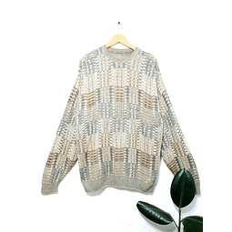 Sweater vintage GRAY