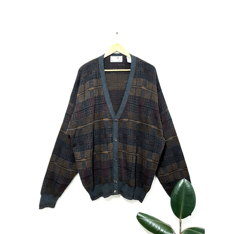 Sweater cardigan vintage FLORENCE TRICOT