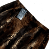 Falda vintage velvet BARISAL talla 36
