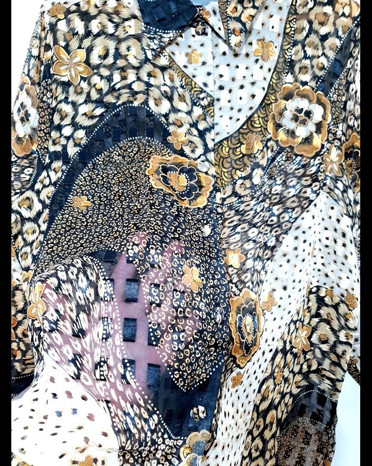 Camisa vintage FETTING IMAGE talla 2XL