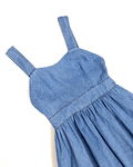 Jumper vestido mezclilla TALLA S