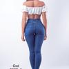 Jeans pitillo cod 2050L-A
