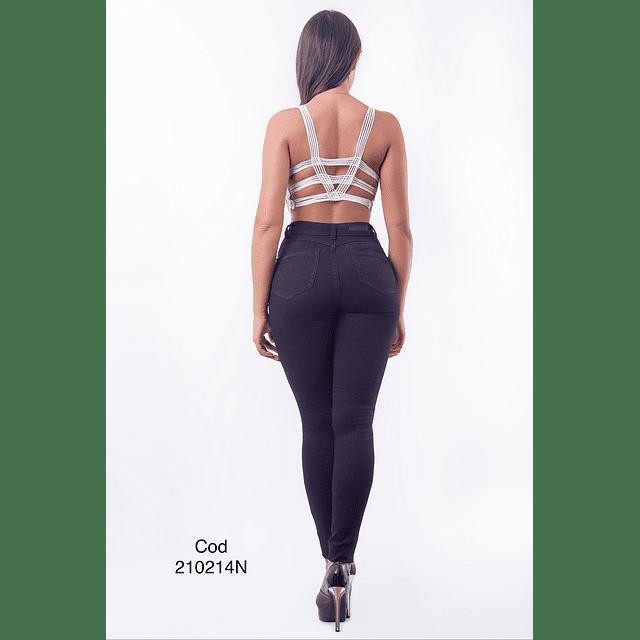 Jeans pitillo cod 210214N
