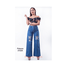 Jeans palazzo cod. 2153 A