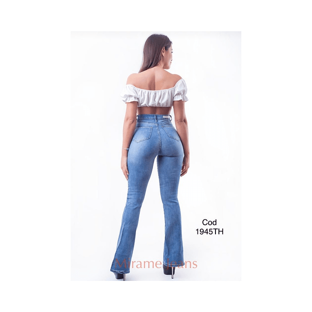 Jeans flare cod. 1945-TH