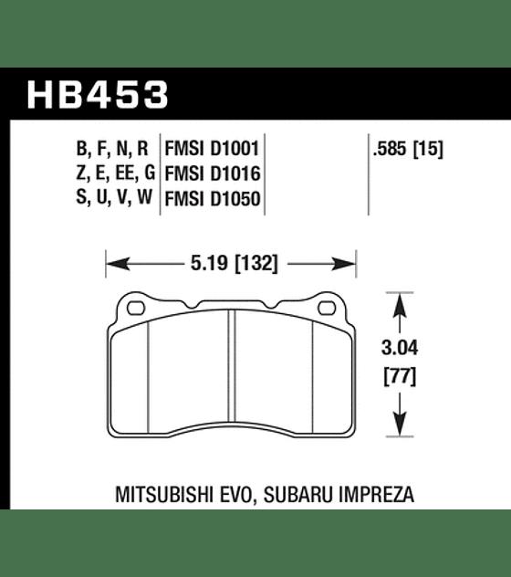 Hawk Performance HPS 5.0 Golf GTI MK5,6 Audi A3