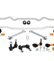 Kit barras estabilizadoras Whiteline WRX 15+