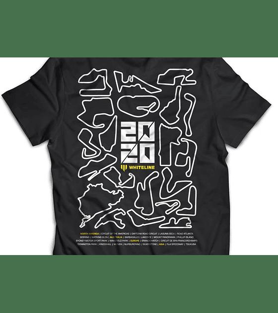 Polera Whiteline 2020