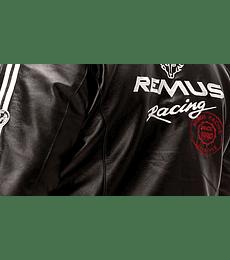 Chaqueta De Cuero Remus XL
