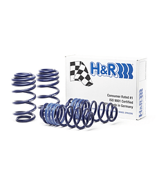 Espirales H&R Hyundai Accent II