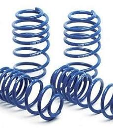 Espirales H&R Mercedes Benz W176 Clase A