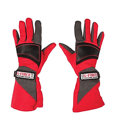 Guantes G-Force Pro Series M Rojo