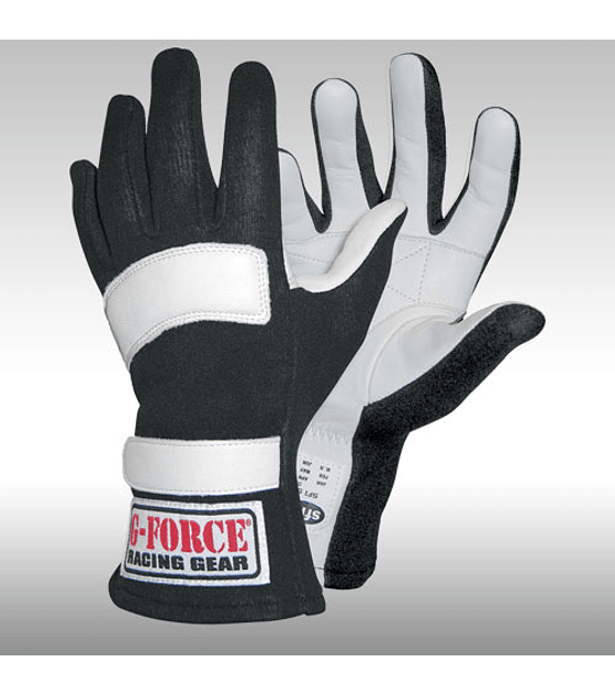 Guantes G-Force G5 L Negro