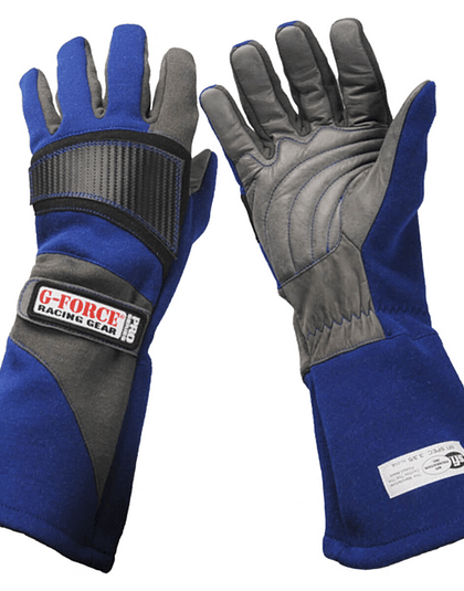 Guantes G-Force Pro Series L Azul