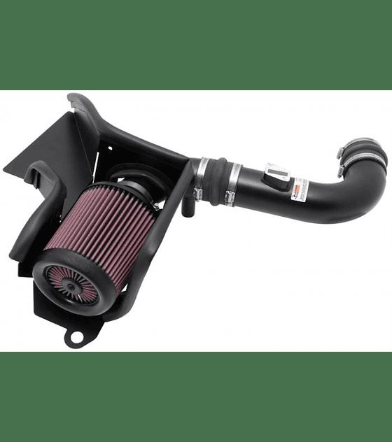 Sistema De Induccion K&N Volkswagen Golf GTI MK6 / Tiguan / Passat / CC