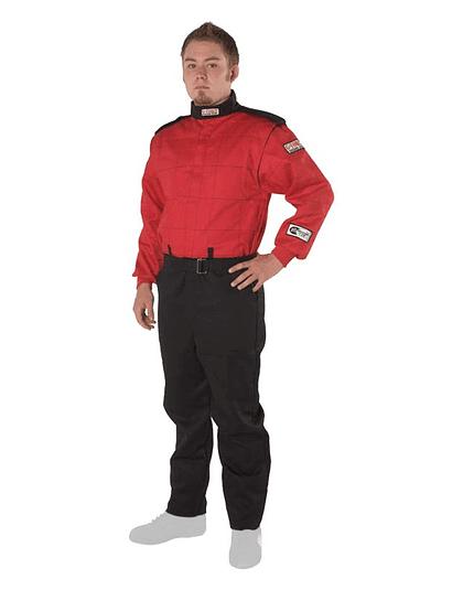 Traje G-Force 525 M Rojo