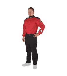 Traje G-Force 525 L Rojo