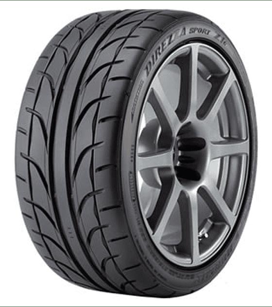 Neumaticos Dunlop DZZ2 265/35R18Z2