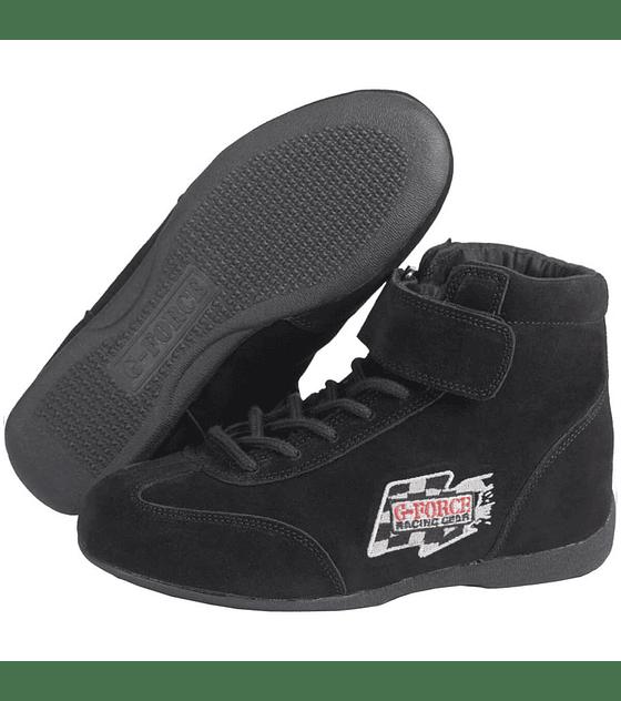 Zapatillas G-Force 235 Talla 9 Negras