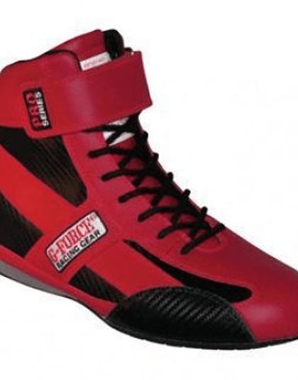 Zapatillas G-Force 236 Talla 9 Rojo