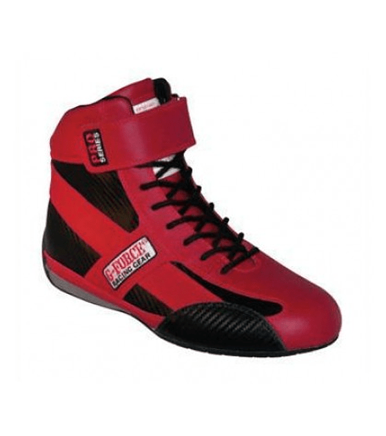 Zapatillas G-Force 236 Talla 8,5 Rojo
