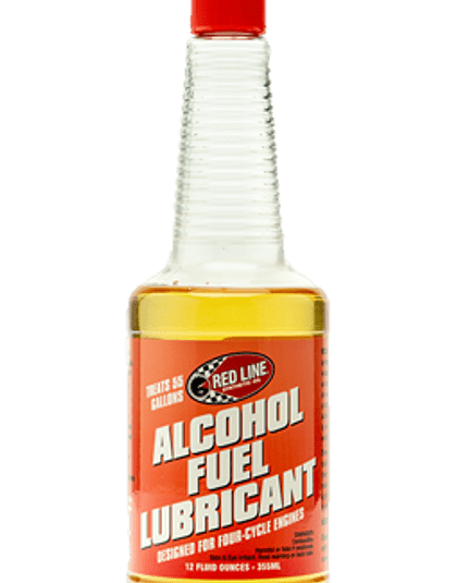 Aditivo combustible de base alcohol RED LINE
